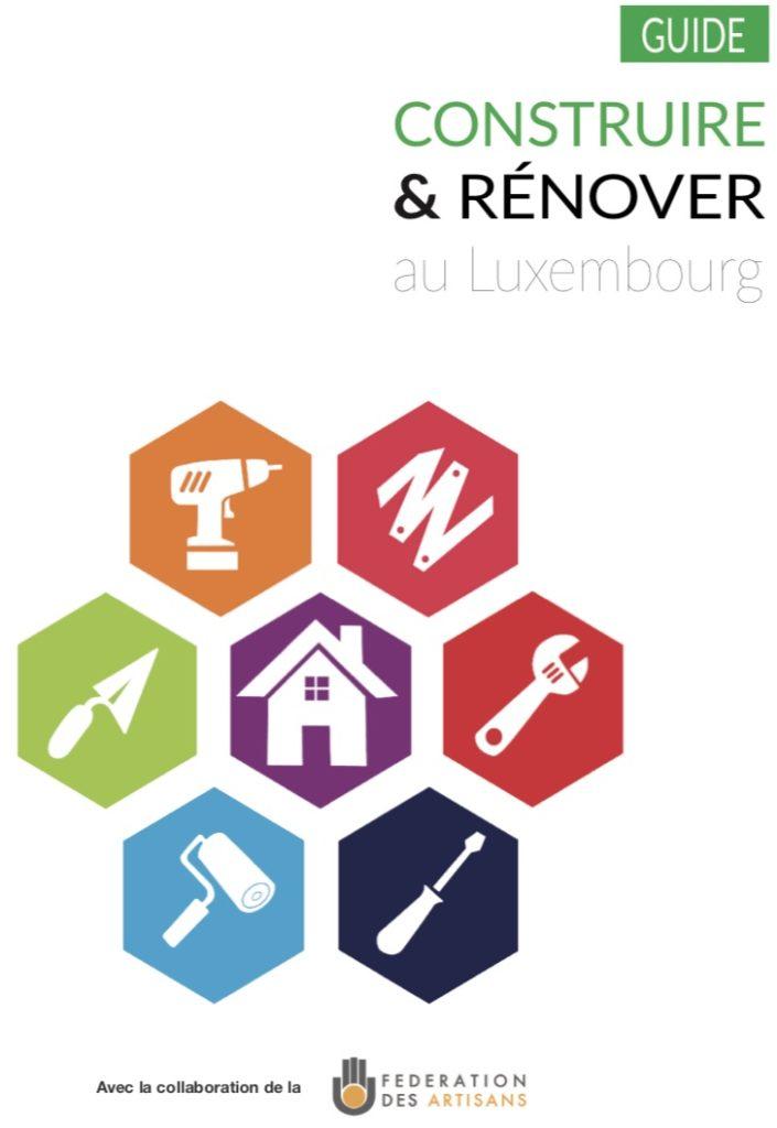 Guide Construire et Rénover au Luxembourg 2017-2018