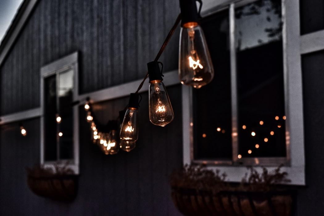 éclairages extérieurs
